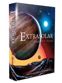 Extrasolar [hardcover] edited by Nick Gevers